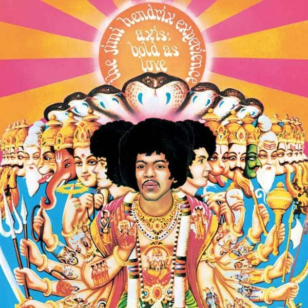Jimi Hendrix Experience: Axis:Bold As Love
