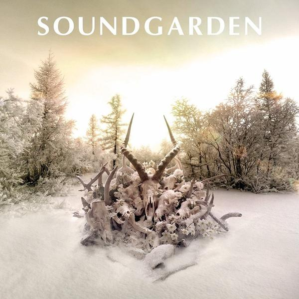 Soundgarden: King Animal (dbl)