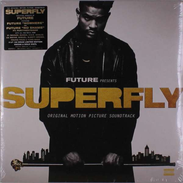 Future Presents Superfly (dbl)