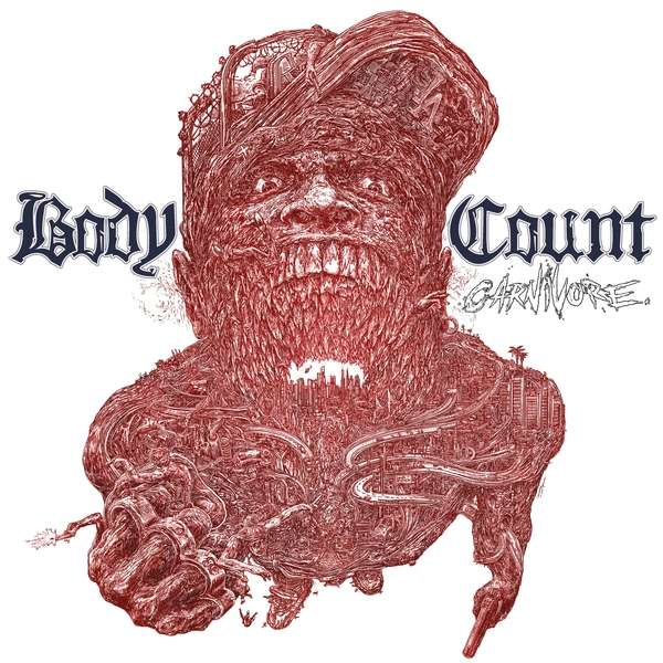 Body Count: Carnivore (Dbl incl CD)