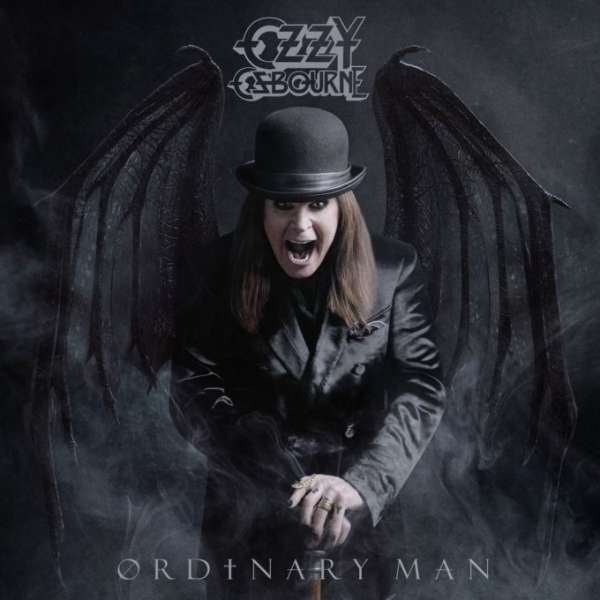 Ozzy Osbourne: Ordinary Man ( sort vinyl)