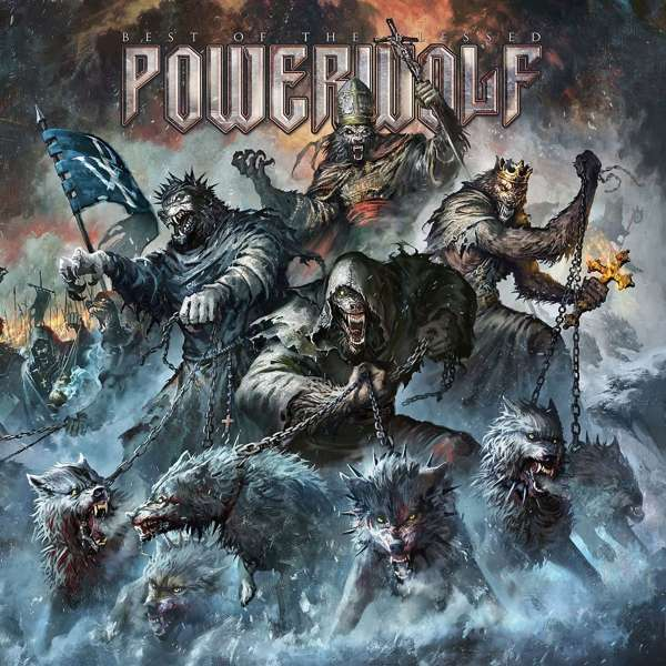 Powerwolf: Best Of The Blessed (Dbl)