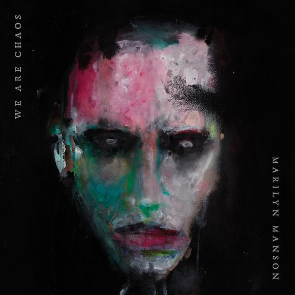 Marilyn Manson: We Are Chaos (Ltd. Red Translucent Vinyl)