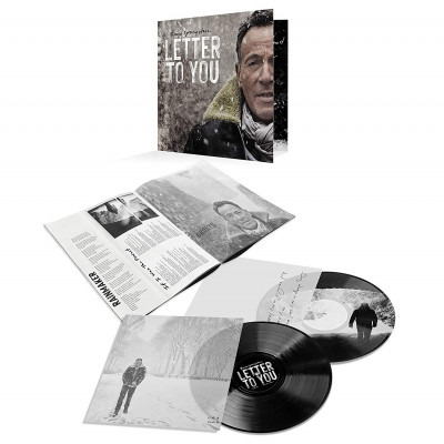Bruce Springsteen: Letter To You (Dbl  sort vinyl)