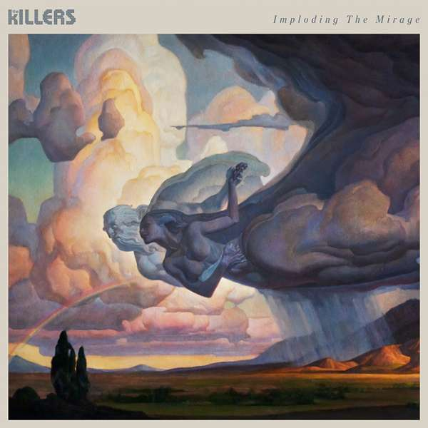Killers: Imploding The Mirage (LP)