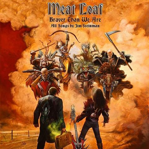 Meat Loaf: Braver Than We Are (Dbl)