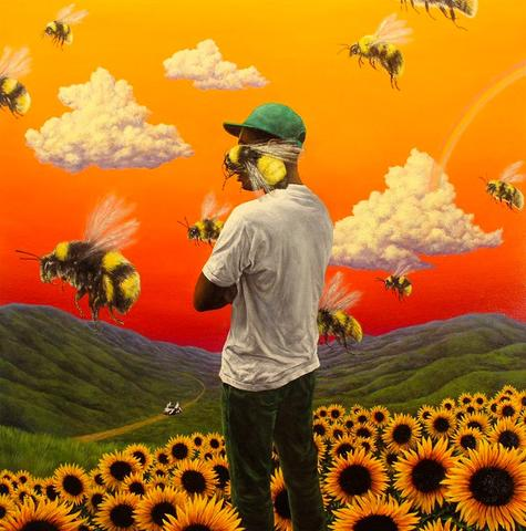 Tyler The Creator: Flower Boy (Dbl)