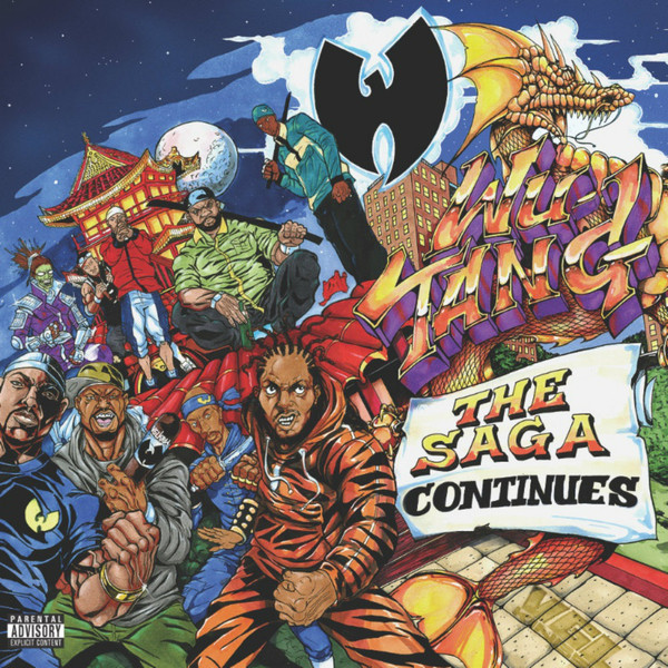 Wu Tang Clan: The Saga Continues (Dbl)